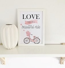 Beautiful Ride Print