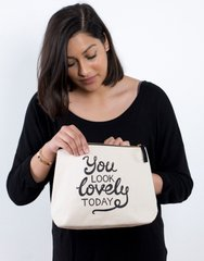 You Look Lovely Wash Bag