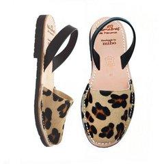 Leopard Print Pony Hair