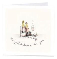 Pink Champagne - Congratulations