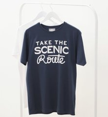 Take the Scenic Route T Shirt