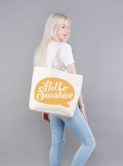 Hello Sunshine Large Tote
