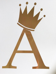 Crowned Letter
