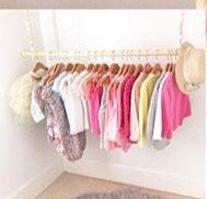 Handy Clothes Rail
