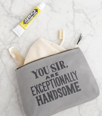 Exceptionally Handsome Washbag