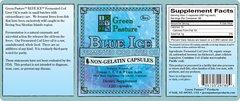 BLUE ICE™ Fermented Cod Liver Oil -Non-Gelatin CAPSULES
