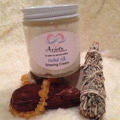 Womens Shaving Cream Herbal Silk