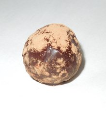 Just Chocolate Truffles - 4 pieces per box - Dairy Free