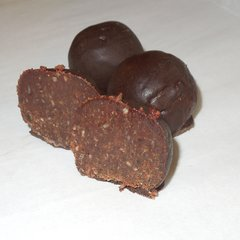 Ginger Truffles - 4 pieces per box - Dairy Free