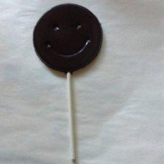 Organic Raw Pure Chocolate Lollipops