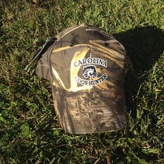 Carolina Coon Hunter Camouflage Hat (Camo 1)