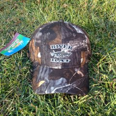 River Rat Camouflage Hat (Camo 3)