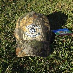 Carolina Coon Hunter Camouflage Hat (Camo 2)