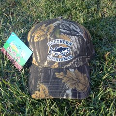 Southern Sportsman Bass Camouflage Hat (Camo 2)