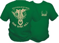 One Shot Kill Short Sleeve T-shirt (9 Different Colors)