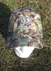 SS Deer Rack Camouflage Hat (Camo 7)