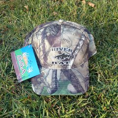 River Rat Camouflage Hat (Camo 4)