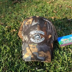 Carolina Coon Hunter Camouflage Hat (Camo 3)