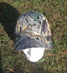 SS Deer Rack Camouflage Hat (Camo 5)