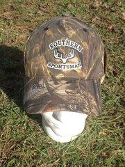 SS Deer Rack Camouflage Hat (Camo 2)