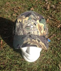 Southern Sportsman Duck / Dog Camouflage Hat (Camo 1)