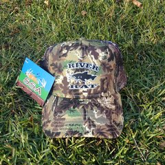 River Rat Camouflage Hat (Camo 2)