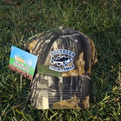 Southern Sporstman Bass Camouflage Hat (Camo 1)