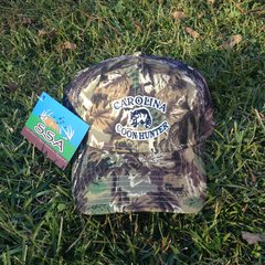 Carolina Coon Hunter Camouflage Hat (Camo 4)
