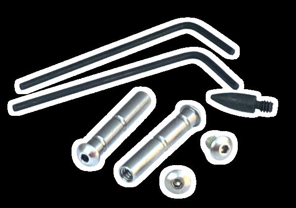 AR15 Stainless Steel .154 Anti Walk Pins