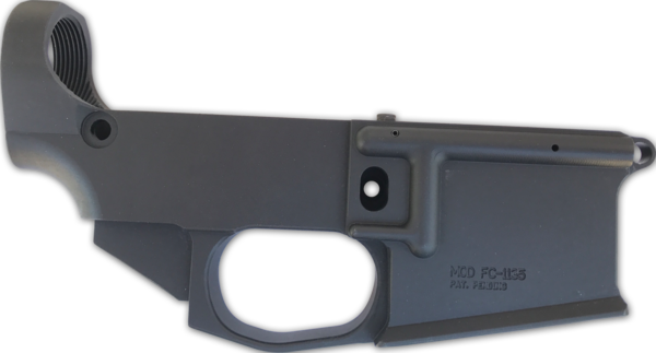 FC-1135 80% Mil-Spec Lower for Post 2017 California compliant fixed rifle builds