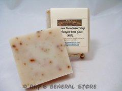 Hydrangea Rose Goat Milk Premium Handmade Soap-Free Shipping