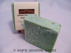Wakame Scrub Premium Handmade Soap - Free Shipping