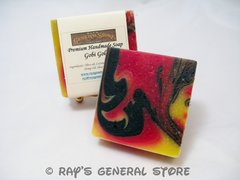 Gobi Gold Scented Premium Handmade Soap - Free Shipping