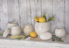 Mediterranean Citrus Scented Candle