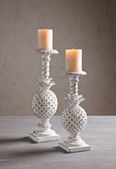 King Large Candleholder