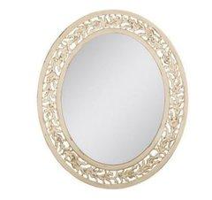 Golden Coral Trim Mirror