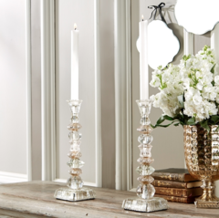 Lisette Tapered Candlesticks (Set of 2)