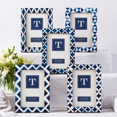Indigo Photo Frames, 5 Styles
