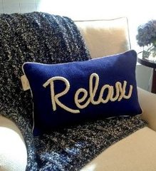 Relax Away Pillow