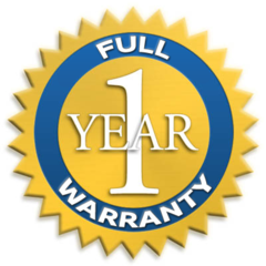 1 Year Warranty for 1 Device