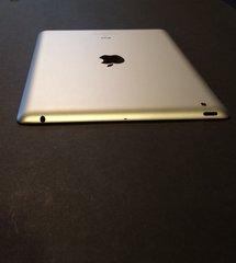 Apple Ipad 3 32gb, Wifi + 4g, Unlocked, White/Silver