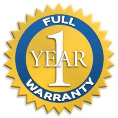 Dual device 1 Year Warranty