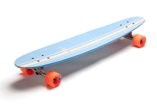 Tiny Dancer Longboard Larry Complete Skateboard