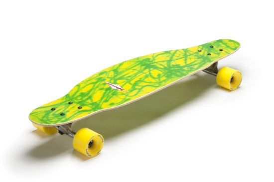 Slamander Longboard Larry Complete Skateboard Cruiser Custom