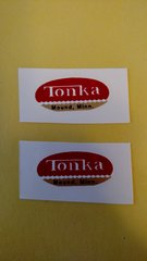 TKF15 Tonka Door Decals Page 66