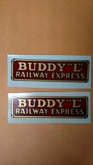 BLRE Buddy L Railway Express Decal Page 91