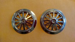 Hubley Wheels 1950SPL