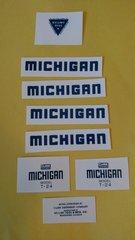Nylint Michigan Truckcrane Decals NYM Page 83