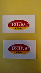 TKF17 Tonka Door Decals