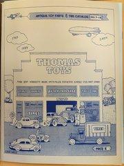Thomas Toys Catalog